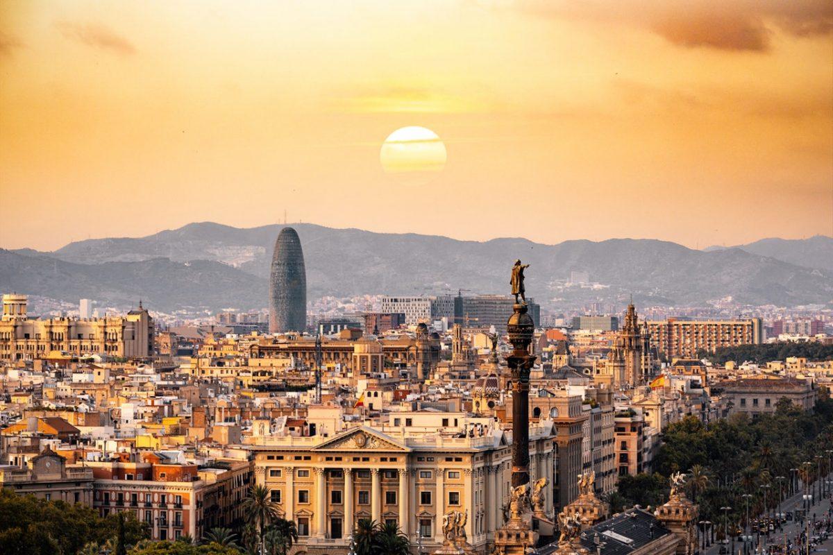 stedentrip naar Barcelona