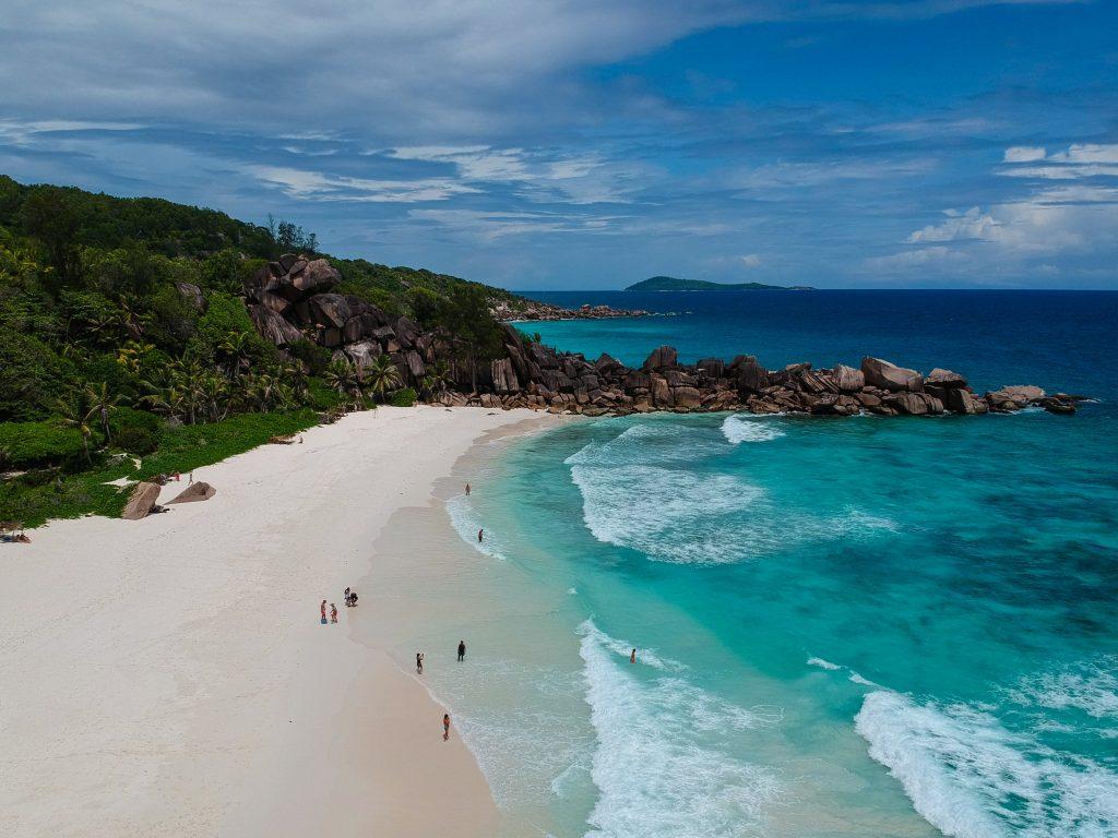 tropische eilanden de seychellen