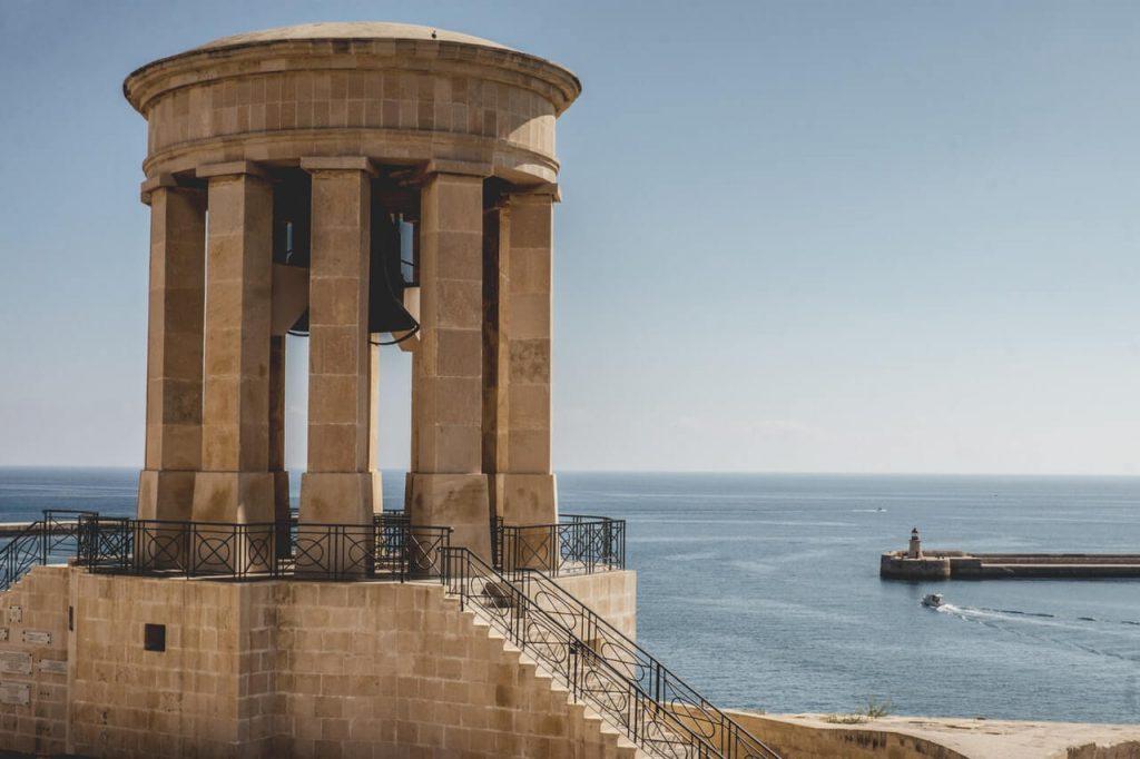 vakantie malta monument
