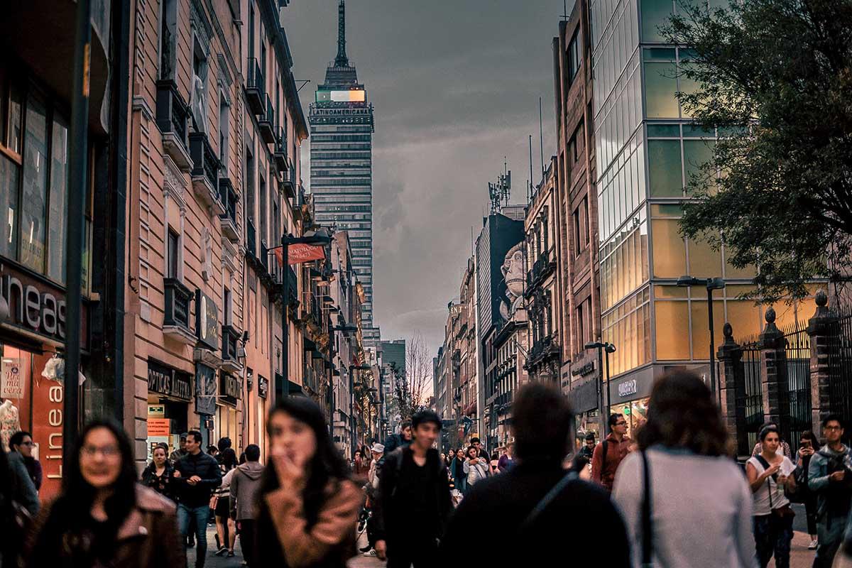 Mexico Stad Travesol