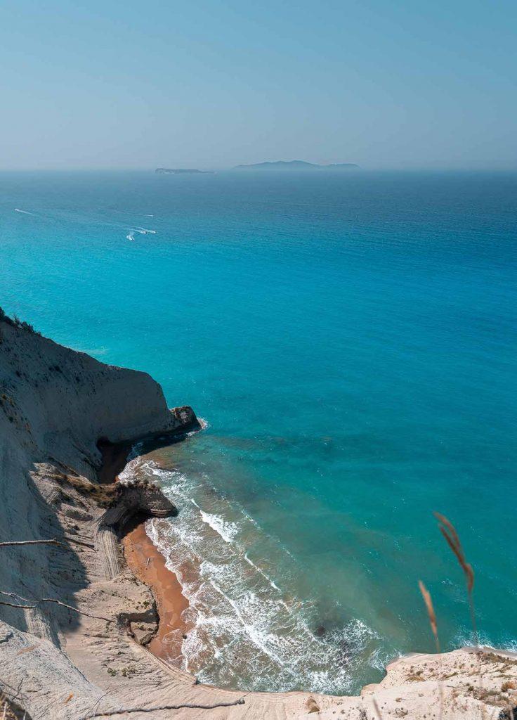 corfu griekenland travesol