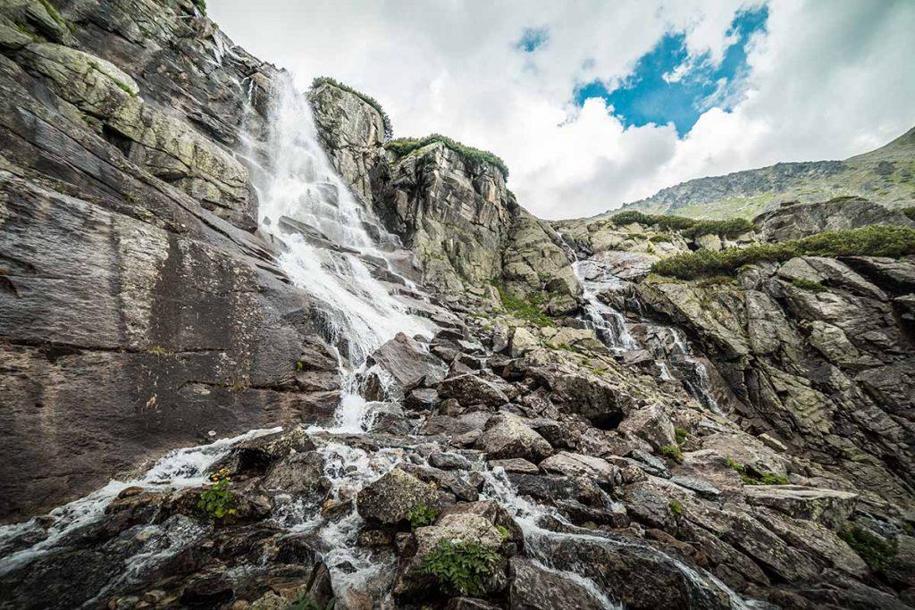 waterval tatra gebergte travesol